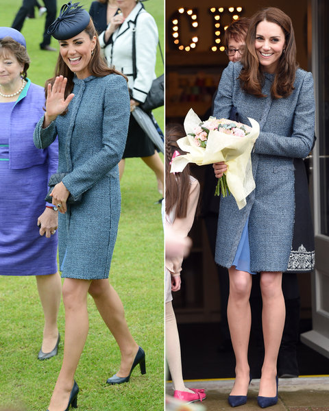 Kate Middleton - M Missoni Coat