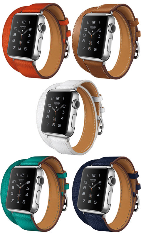 Hermes Apple Watch New Bands EMBED