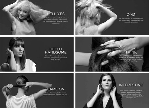 Hair Language - Embed 2016