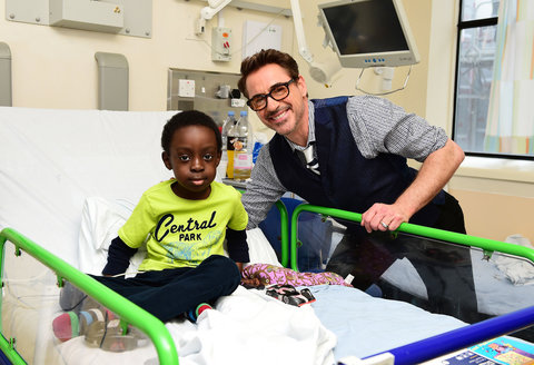 Robert Downey Jr Children's Hospital 1