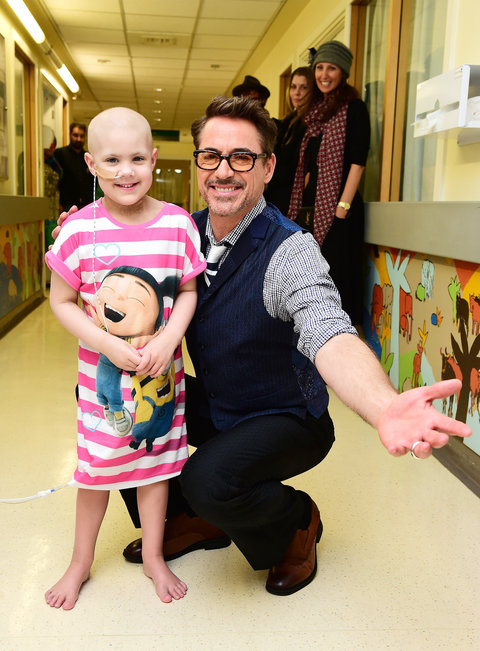 Robert Downey Jr Children's Hospital 2