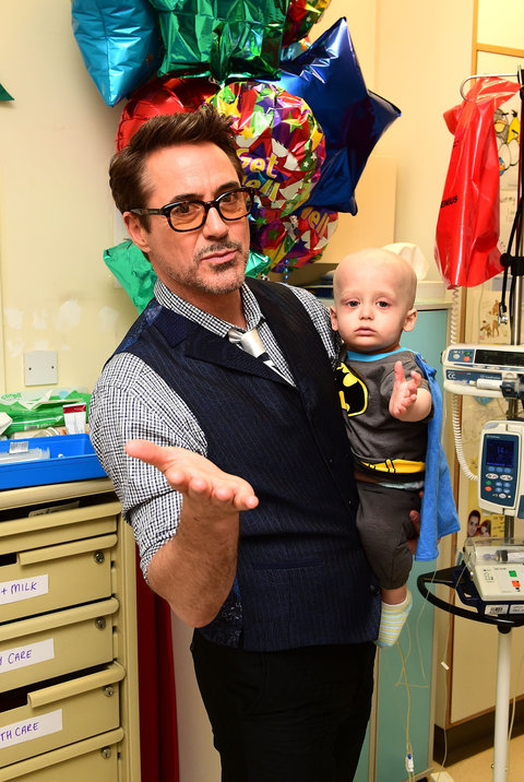 Robert Downey Jr Children's Hospital 3