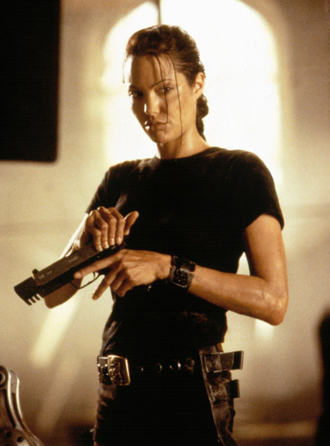 Angelina Jolie - Tomb Raider
