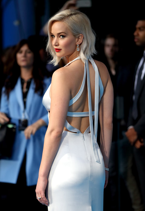 Jennifer Lawrence Brings Sexy Back To The X Men