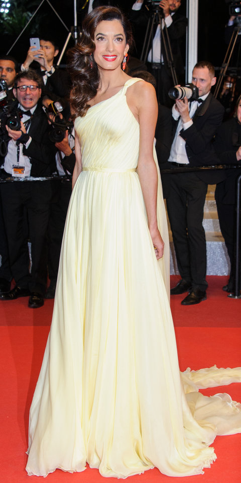 Amal Clooney 'Money Monster' premiere, 69th Cannes Film Festival, France - 12 May 2016