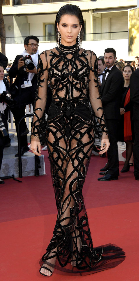 Kendall Jenner 'Mal de Pierres' premiere, 69th Cannes Film Festival, France - 15 May 2016