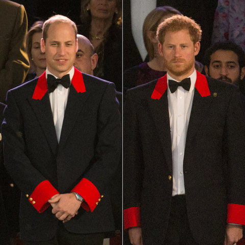 Prince William - Prince Harry