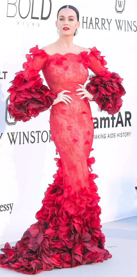 amfAR's 23rd Cinema Against AIDS Gala, Arrivals, Cannes, France - 19 May 2016 Katy Perry