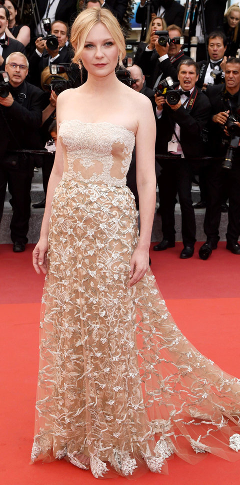 Palme D'Or Award and Closing Ceremony, 69th Cannes Film Festival, France - 22 May 2016 Kirsten Dunst
