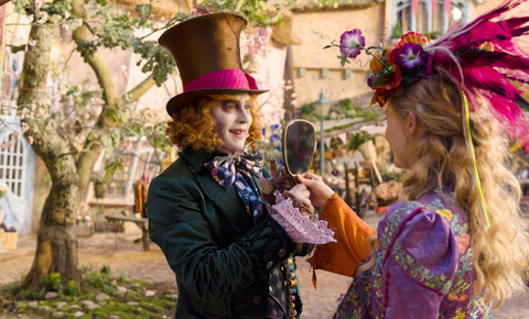 Johnny Depp - Alice Through The Looking Glass
