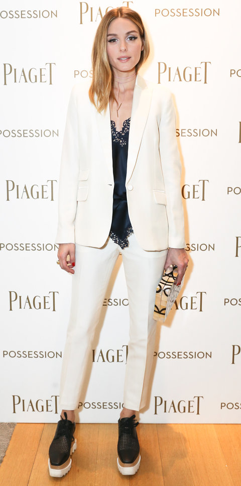 Piaget celebrates the Possession Collection, New York, America - 25 May 2016 Olivia Palermo