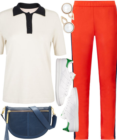 Polo Outfit 3 - Embed 2016