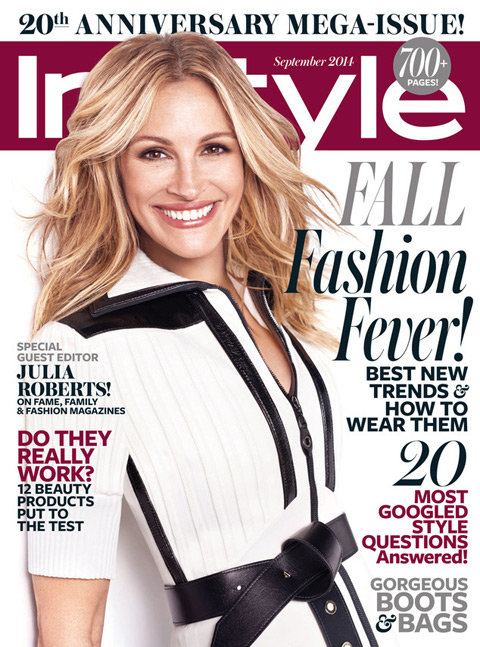 Video: Go Behind the Scenes with InStyle for the Making of the September Issue Cover