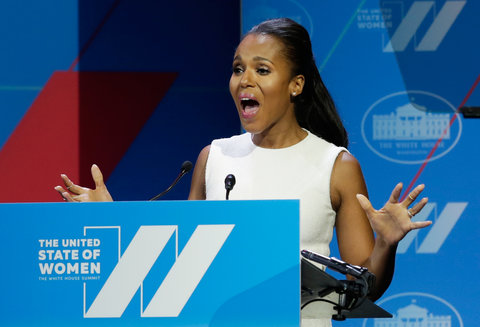 Kerry Washington United State of Women Summit