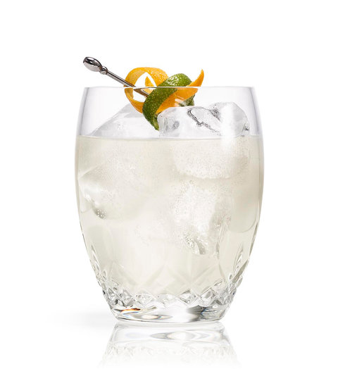 The Cointreau Rickey