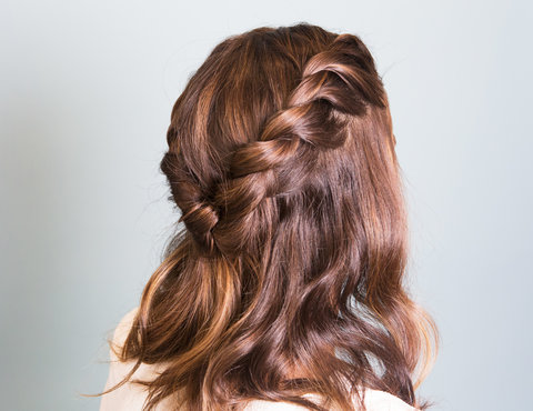 BRAIDS How-to - Two-Strand EMBED