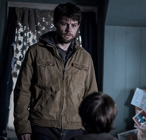 Patrick Fugit on Outcast - Embed