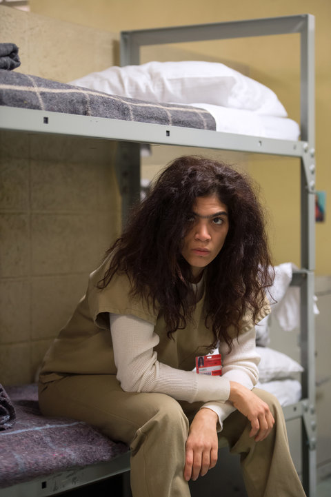 Laura Gomez - Orange is the New Black -  EMBED