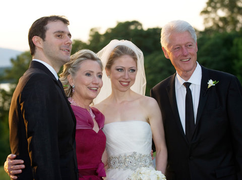 Chelsea Clinton vs. Ivanka Trump: How Do Their Weddings ...