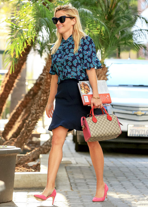 Reese Witherspoon Street Style 8/26/16 - Lead 2016