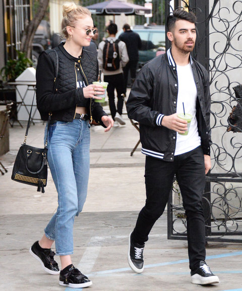 Joe Jonas And Sophie Turner's Cutest Couple Moments