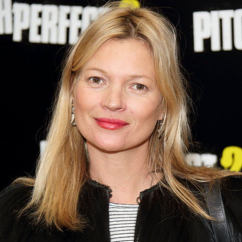 Kate Moss's Changing Looks