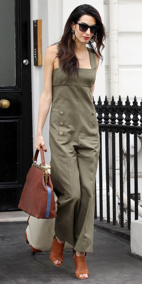 Amal Clooney 39 S Most Stylish Looks Ever