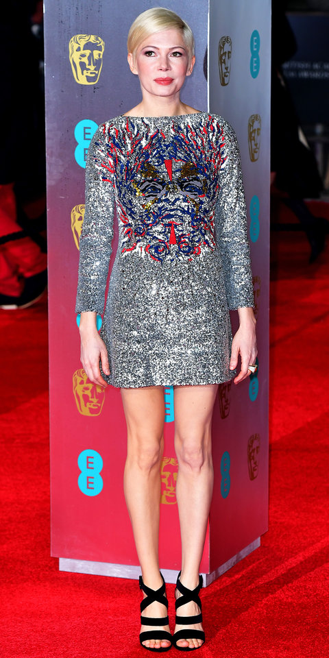 Image result for bafta fashion 2017