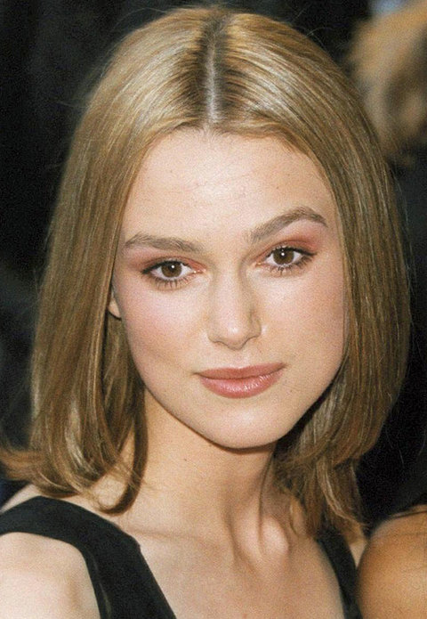 Keira Knightley's Changing Looks   InStyle.co.uk