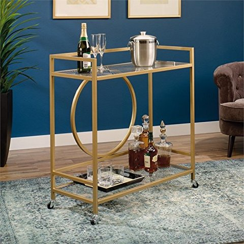 International Lux Collection Bar Cart