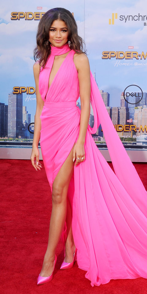 Zendaya's Red Carpet Style