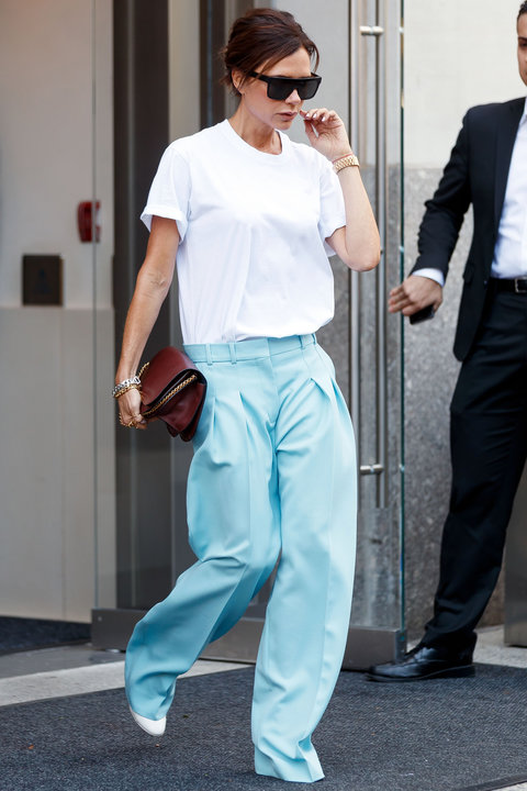 Victoria Beckham Most Memorable Fashion Moments Instyle