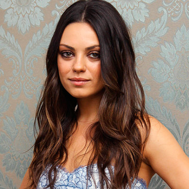 cute simple hair styles easy hairstyles to try at home instyle co uk 2100 | MilaKunis2100easycelebrityhairideaspictures
