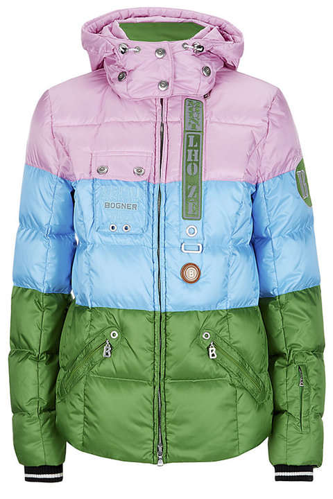Ski Jackets Look Sleek On The Slopes With Our Pick Of The