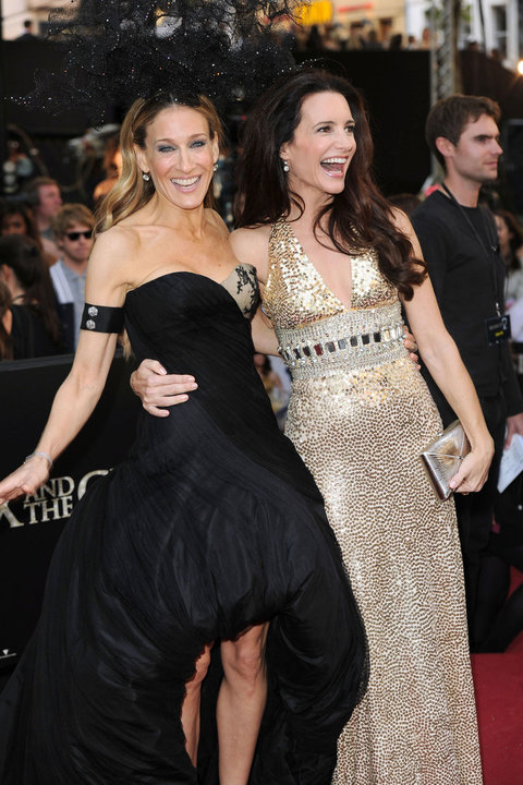 sarah jessica parker sex and the city movie premiere in Longueuil