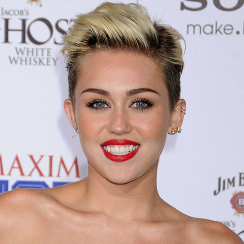 miley cyrus short hair styles hairstyles get inspo from the of the a list 5977 | miley cyrus short hairstyles 2013