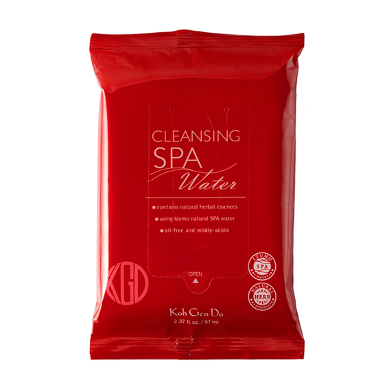 Koh Gen Do Cleansing Spa Water Cloths