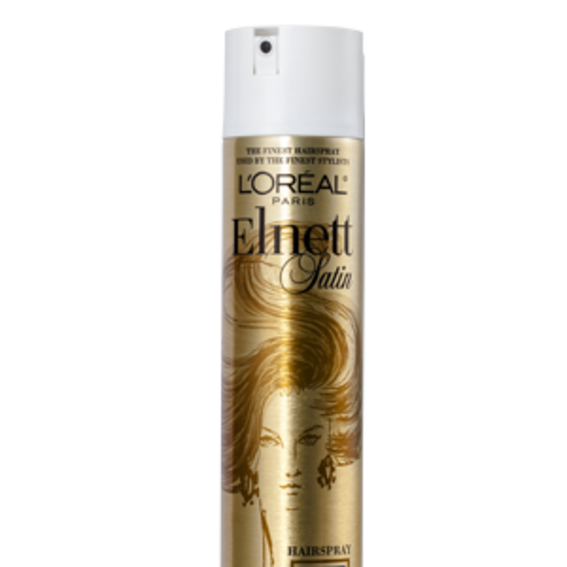 Best Hairspray: L'Oréal Elnett Satin