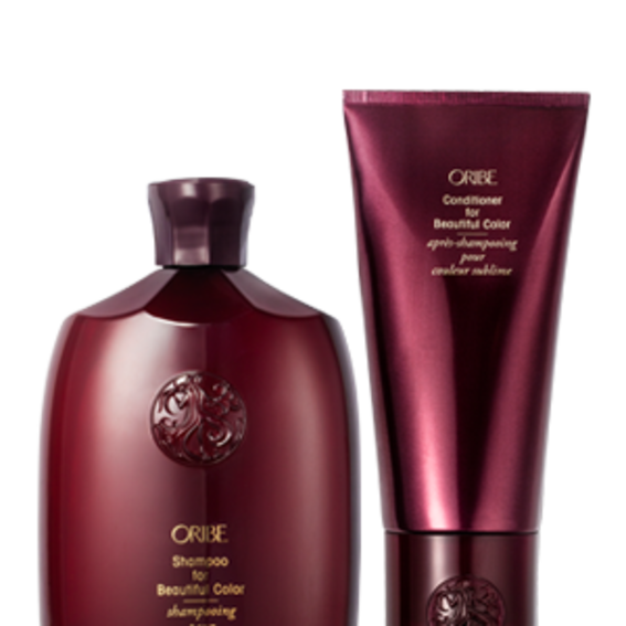 Best Shampoo & Conditioner For Color-Treated Hair: Oribe Beautiful Color