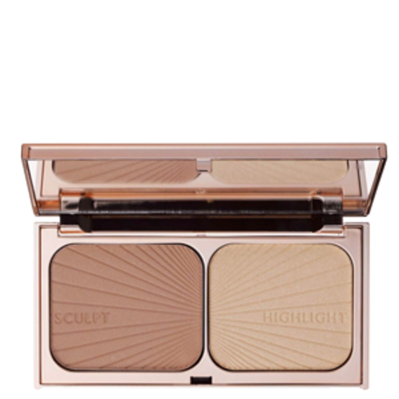 Charlotte Tilbury Bronze & Glow in Light to Medium