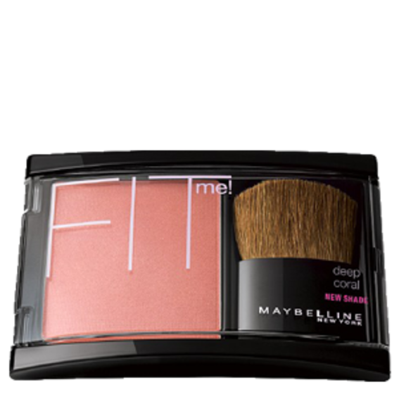 Maybelline Fit Me in Deep Coral