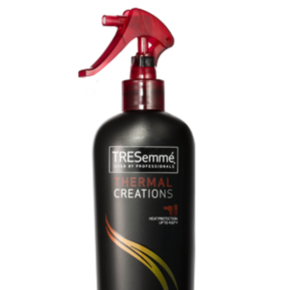 Best Heat Protectant: Tresemme Thermal Creations Heat Tamer Spray