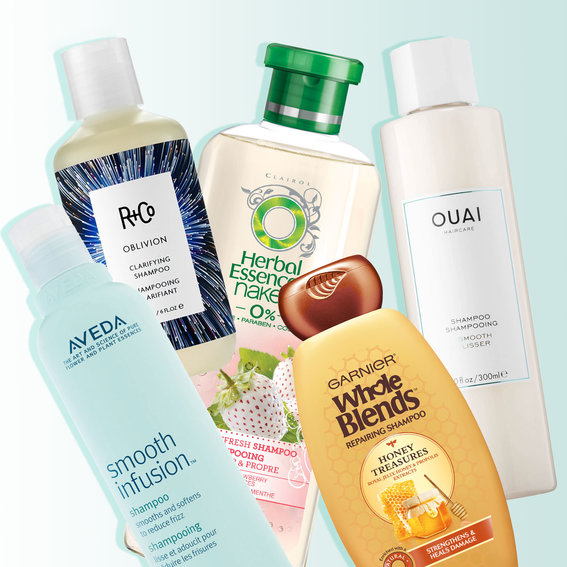 I Keep At Least 5 Shampoo Bottles in My Shower — And I Use Them All