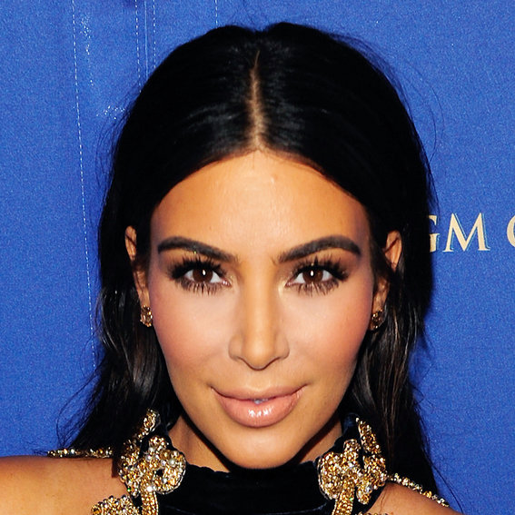 Kim Kardashian West Shows Off Her Bare Face and Bed Head in Latest Snapchats with Cutie North