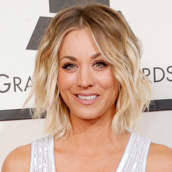 Kaley Cuoco Just Got the Most Gorgeous Hair Extensions