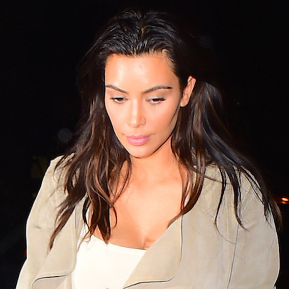 Kim Kardashian West Demos How Minor Changes Can Totally Change an Outfit