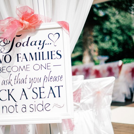 How to Plan a Wedding When Your Family Dynamic Is...Complicated