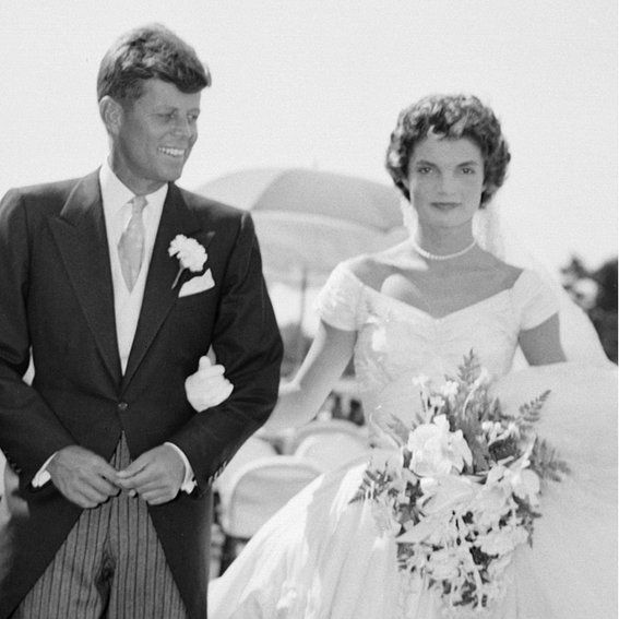 The Presidential Wedding Photos You Never Knew You Needed to See