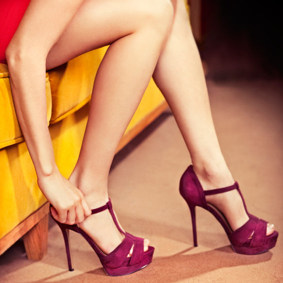 The Do's and Don'ts of Trying on Shoes