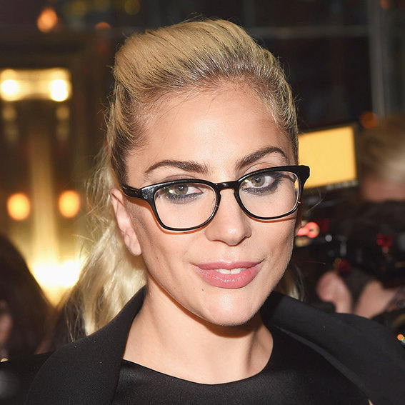 Lady Gaga's Casual Thursday Night Outfit? A White Tom Ford Tuxedo